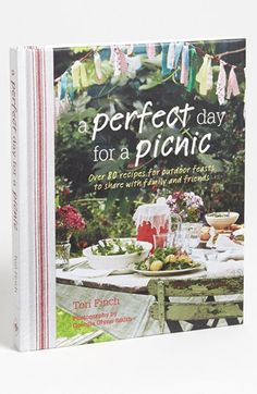 A perfect day for a picnic cookbook