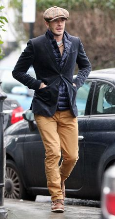 David Beckham Best of Outfits - Read more about David on fablife.de/MAG