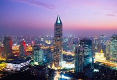 JW Marriott Hotel Shanghai at Tomorrow Square en China