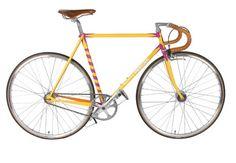 Paul Smith X Mercian Bicycles
