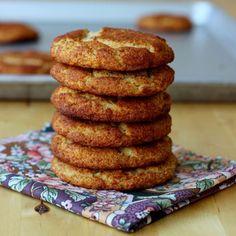 Almond Flour Snickerdoodles {Grain-Free} | Meaningful Eats