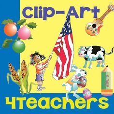 ClipArt 4 Teachers is a set of 564 black/white and color, high resolution images (JPEG) divided into 22 categories: - Back to School - Background. Teaching Kindergarten, Teaching Tools, Kindergarten Readiness, Teaching Resources, Preschool, Special Education Teacher, School Teacher, Teacher Stuff, Back To School Clipart