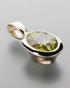 Goldanhänger mit Sphen #schmuck #jewellery #sognidoro #sogni #d´oro
