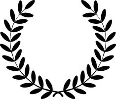 laurel wreath symbolism s k p google cricut heat press rh pinterest com