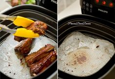 The Philips Avance XL Airfryer has been my indispensable kitchen help since the day it arrived. To date, I've used it to air-fry salmon fillets, French fries, chicken nuggets, chicken wings and drumlets, ikea meat balls, even successfully recreated a recipe on grilled Lemongrass Pork Fillets for the Vietnamese Bahn Mi Sandwich. I'm in awe …