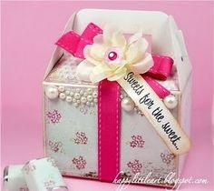 Pretty Packaging! Treat Box