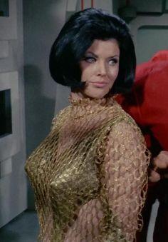 Augment Kati (Kathy Ahart), Space Seed, Star Trek TOS, 1967
