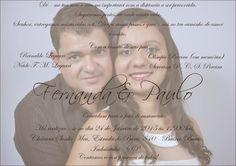 Lollita Cereja: Convite de Casamento Personalizado