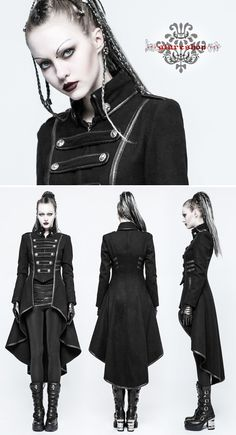 Villain Costumes, Gothic, Punk, Street Style, Lady, Clothes, Beauty, Dresses, Fashion