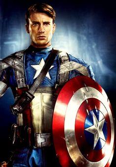 Chris Evans.. Captian America. Ughhhhhhhhhhhhghhhhhhhghhhhh