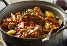 Slow Cooked Beef with Barley - ALDI Australia