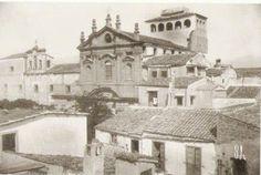 L'ecatombe delle chiese per la costruzione di via Roma