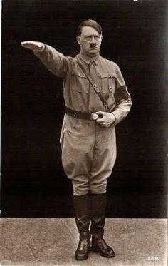 Я гражданин РУСИ: Национальность Гитлера