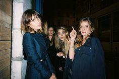 Girls night.