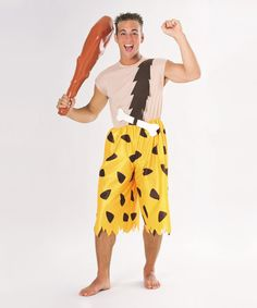 Bamm-Bamm Dress-Up Jumpsuit - Men