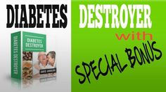 Diabetes Destroyer Review-start destroying your Type 2 Diabetes right now. fdfgsdf