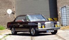 MB Classic Garage - Klasik Mercedes Modelleri: Mercedes Benz 250 C (Foto) Mercedes 220, Mercedes W114, Classic Mercedes, Benz C, World Pictures, Car Shop, Cali, Garage, Cutaway