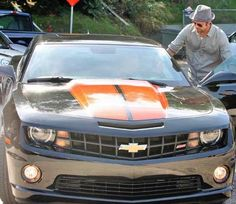 Chevrolet Camaro Sport Cars