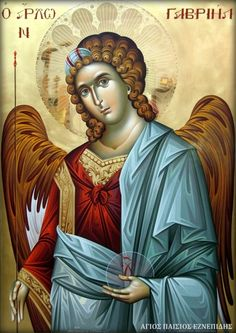 Archangel Gabriel+ + + Κύριε Ἰησοῦ Χριστέ, Υἱὲ τοῦ Θεοῦ, ἐλέησόν με τὸν + + + The Eastern Orthodox Facebook: https://www.facebook.com/TheEasternOrthodox Pinterest The Eastern Orthodox: http://www.pinterest.com/easternorthodox/ Pinterest The Eastern Orthodox Saints: http://www.pinterest.com/easternorthodo2/