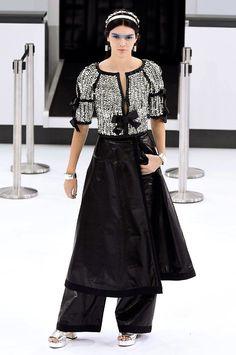 Chanel 'Last call' para las pasajeras de Chanel Airlines.