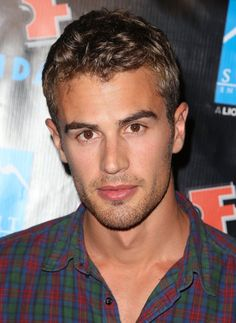 Pin for Later: 19 Theo James Moments That Simply Couldn't Be Sexier