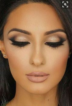 21 Sexy Smokey Eye Makeup Ideas to Help You Catch His Attention . - - 21 Sexy Smokey Eye Makeup Ideas to Help You Catch His Attention Beauty Makeup Hacks Ideas Wedding Makeup Looks for Women Makeup T. Makeup Goals, Makeup Inspo, Makeup Inspiration, Makeup Trends, Beauty Make-up, Beauty Hacks, Beauty Tips, Beauty Products, Beauty Bar