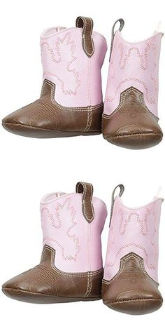 Socks and Tights 147284: Mud Pie Baby Seasonal Booties, Pink Cowboy, 6-12 Months -> BUY IT NOW ONLY: $35.15 on eBay!