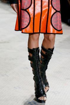 Proenza Schouler Spring/Summer 2013 New York Fashion Week | Keep the Glamour | BeStayBeautiful