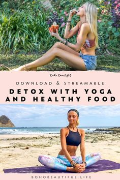 "Boho Beautiful ""Detoxify"" is a seven day clean eating and detoxifying program. Kundalini Yoga, Pranayama, Qi Gong, Pilates Reformer, Yoga Videos, Workout Videos, Bob Marley, Boho Beautiful, Beautiful Life"