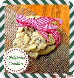 Christmas Cookies. D