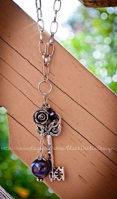 Keys & Locks:  Roses #key.