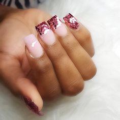 www.cakesincnails.com — Products used; • Rouge — #nagels #acrylnagels #nails #acrylicnails #uñas