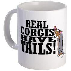 Cardigan Welsh Corgi Mugs   Buy Cardigan Welsh Corgi Coffee Mugs Online - CafePress