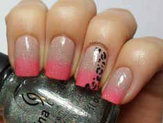 30 Nail Art Ideas With fresh Colours