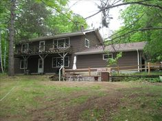 Eagle River Vacation Rental - VRBO 348182 - 4 BR Northeast House in WI, Newly Remodeled 4BR Home on Quiet Deerskin Lake!