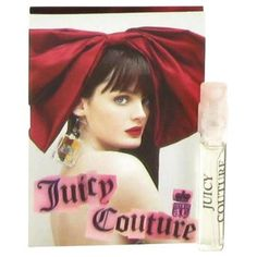 Juicy Couture by Juicy Couture Vial (sample) .03 oz