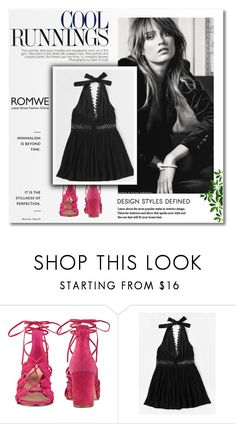 """romwe"" by ilda123 ❤ liked on Polyvore featuring Nine West"