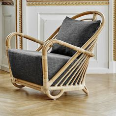 Shop Modern Lounge Chairs at Peruse comfortable lounge chairs for living room, bedroom, or office. Modern Coastal, Coastal Living, Living Room Chairs, Rattan, Outdoor Spaces, Accent Chairs, Lounge, Furniture, Design