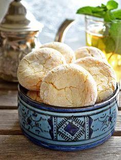 Kell's Kitchen: Marokkaanse koekjes: Meloeza