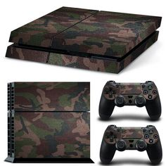 Best Camouflage PS Anti slip Skin Decal