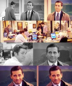 The episode when Michael leaves.. Saddest Office episode ever. Makes me cry so much right up there with Jim & Pam's wedding, The Job, and of course, The Finale.