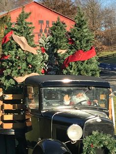 Santa enjoying his ride in our 1930 Ford Dually Staked bed truck! Special Day, Antique Cars, Twin, Truck, Ford, Santa, Vintage Cars, Trucks, Twins