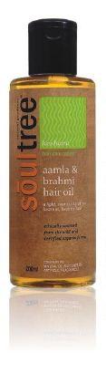 Aamla and brahmi hair oil #Launchpad #SoulTree