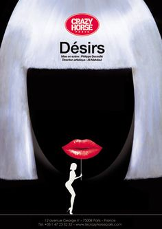 Crazy Horse Paris - the new show 'Désirs'