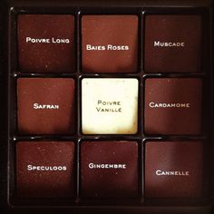 Pierre Marcolini-Mind blowing chocolates from Paris