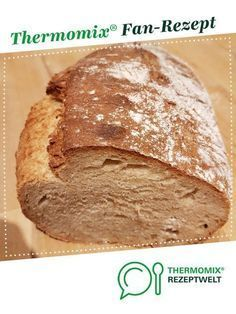 Steffis spelled bread - Thermomix - - Steffis Dinkelbrot Steffis spelled bread from ceberas. A Thermomix ® recipe from the Bread & Buns category www.de, the Thermomix ® community. Bread Bun, Easy Bread, Bread Rolls, Homemade Rolls, Homemade Cakes, Baking Recipes, Cake Recipes, Healthy Recipes, Salsa Dulce