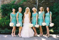 Wedding Themes Summer Turquoise Bridesmaid Dresses 67 Ideas For 2019 Patterned Bridesmaid Dresses, Beach Wedding Bridesmaid Dresses, Turquoise Bridesmaid Dresses, Printed Dresses, Dusty Blue, Table Turquoise, Fine Art Wedding Photography, Trendy Wedding, Wedding Ideas