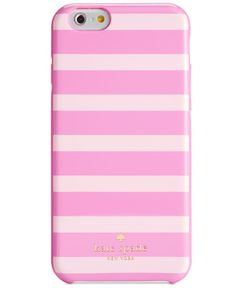 kate spade new york Fairmount Square Stripe iPhone 6/6S Case