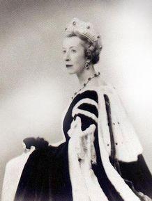 Dowager Viscountess Harcourt