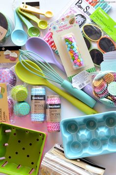 Easter Basket Ideas with World Market